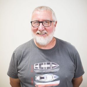 Melvin Green, Director | The Wooden Boat Museum of Newfoundland & Labrador