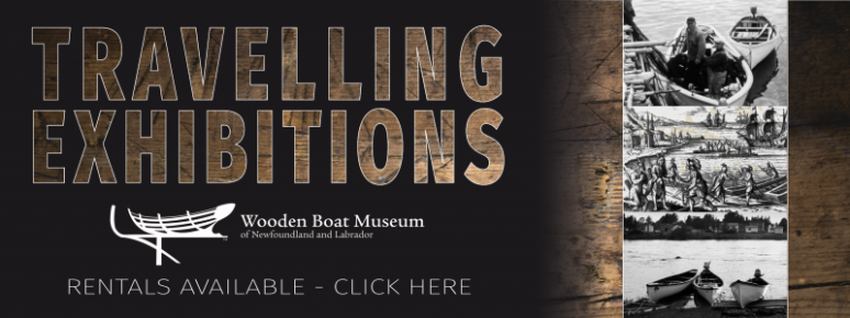 Travelling Exhibitions Banner - NEW