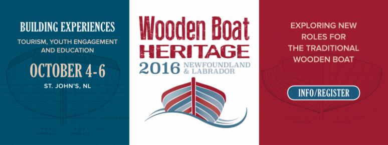 Wooden Boat Heritage 2016 Banner