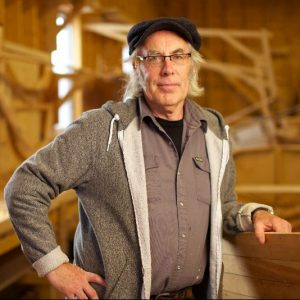 Jerome Canning, Boat Builder | The Wooden Boat Museum of Newfoundland & Labrador