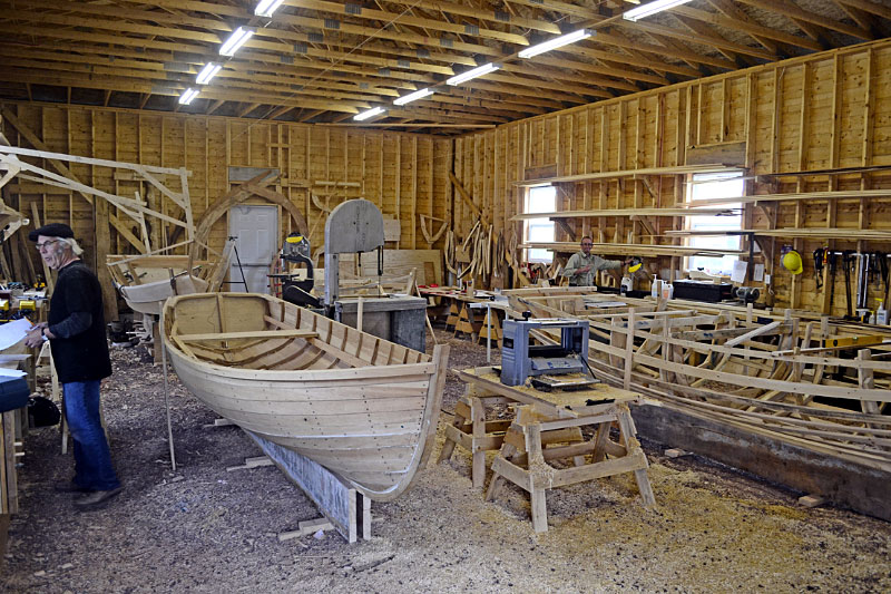 Boat Building Workshops