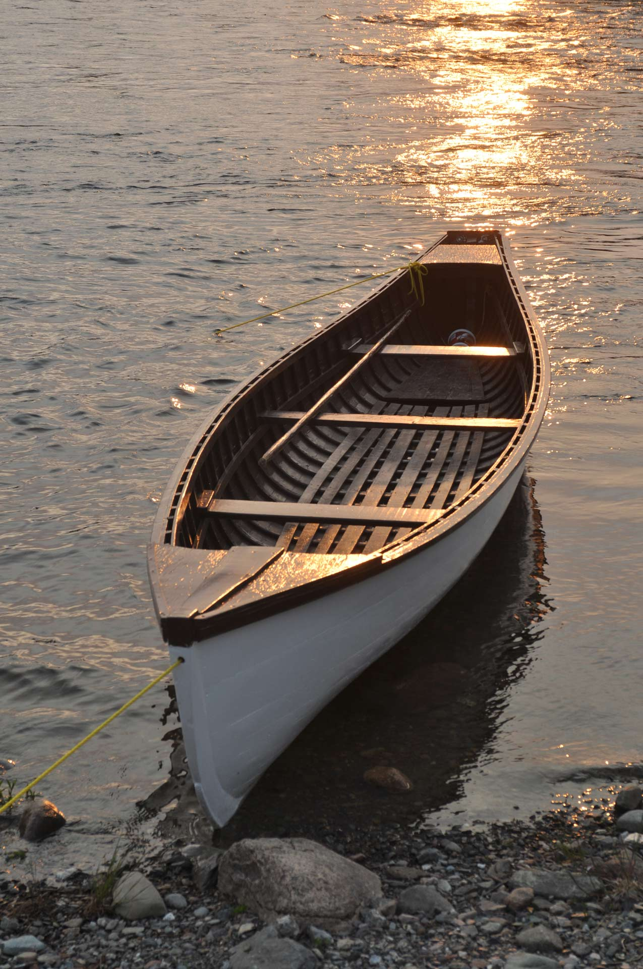 Gander River Boat | The Wooden Boat Museum of Newfoundland & Labrador